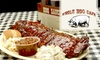 Whole Hog Café - Multiple Locations: $8 for $16 Worth of Barbecue at Whole Hog Café