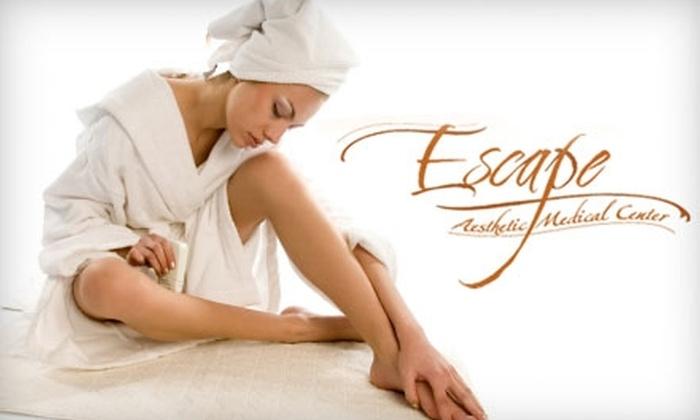 Escape Aesthetic Medical Center - Bay Ridge & Fort Hamilton: Skin-Treatment Services at Escape Aesthetic Medical Center in Bay Ridge. Three Options Available.