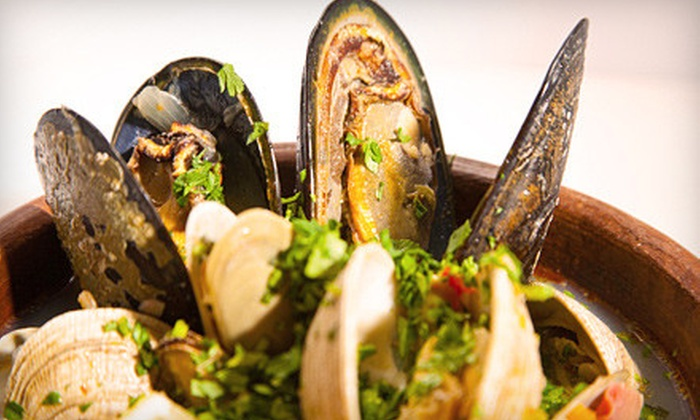 Palette Bistro - Lakeview: $34 for an American Meal with Appetizer for Two at Palette Bistro ($68 Value)