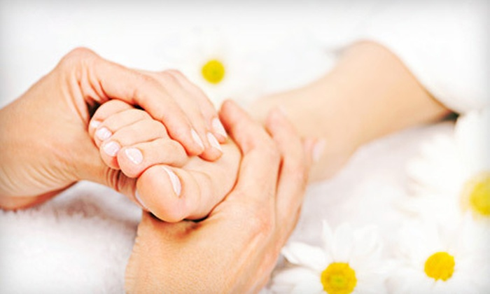 Kirk Center for Healthy Living - Lockport: Foot Reflexology with Optional Hand Treatment from Andrea Carli at Kirk Center for Healthy Living in Lockport (59% Off)