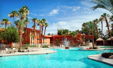 2-Night Stay for Two Adults and Up to Two Kids in a Crown Loft Suite - Alexis Park All Suite Resort in Las Vegas