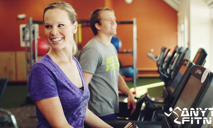 Anytime Fitness - Murrysville & White Oak - Multiple Locations: 60% Off 2 Month Membership at Anytime Fitness