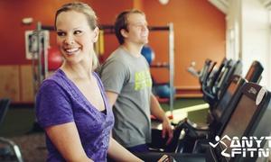 Anytime Fitness - Murrysville & White Oak: $40 for Membership at Anytime Fitness - Murrysville & White Oak