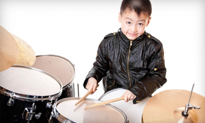 Columbia Academy of Music - North Village: $30 for Three Private Music Lessons at Columbia Academy of Music ($60 Value)