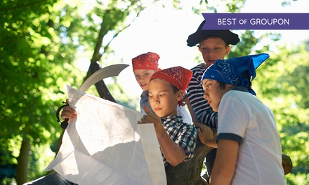 Family and Friends Full Colour Personalised Treasure Hunt Booklet for £9 with Huntfun (49% Off)