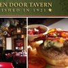 Green Door Tavern - Near North Side: $25 Worth of Pub Grub and Brew at the Green Door Tavern