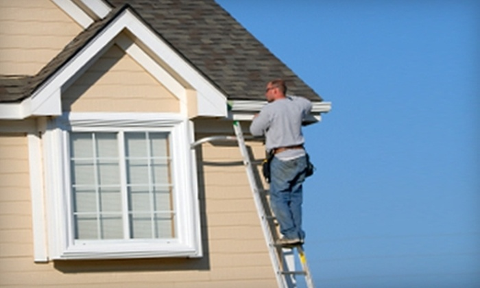 Streakfree - Downtown Toronto: $49 for $100 Worth of Exterior Window Cleaning or Eaves Trough Cleaning from Streakfree