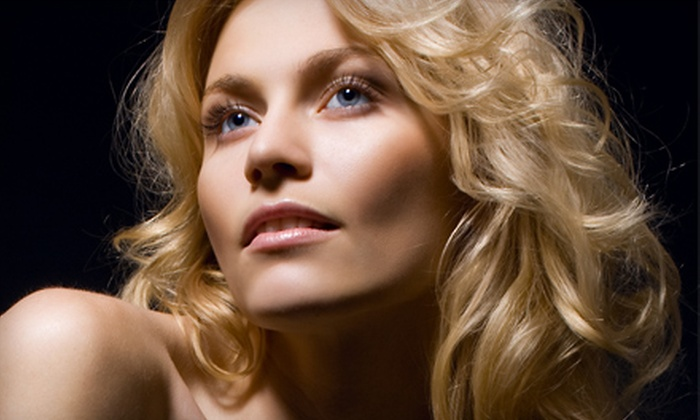 Studio 26 Salon and Spa and Salon Sollievo  - Sioux Falls: $54 for Color, Women's Haircut, and Choice of Lip or Eyebrow Wax at Studio 26 Salon and Spa or Salon Sollievo ($106 Value)