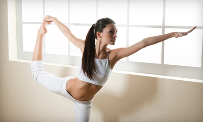 Invivo Wellness - Riverwest: Five Yoga and Fitness Classes or a Two-Month Membership to Invivo Wellness