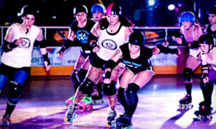 Reign Valley Vixens Roller Derby - South Clearbrook: One Bout or Season Pass to Reign Valley Vixens Roller Derby at MSA Arena (Up to 60% Off)