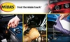 Midas Auto Service Experts - Multiple Locations: $30 for Two Oil-Change Packages from Midas ($70 Value)