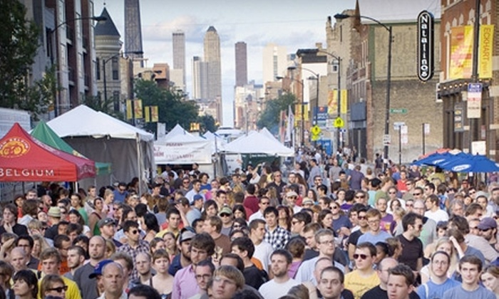 Green Music Fest - Wicker Park: $11 for One Weekend Pass, Plus Two Beer Tickets, to Green Music Fest on June 25 and 26 (Up to $22 Value)