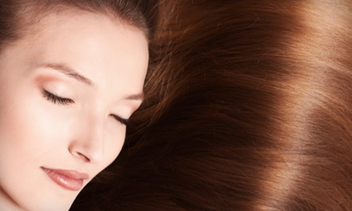 Amy's Salon Services - Highline: $99 for $300 Toward a Straightening Treatment, or Hairstyling Package with Cut and Conditioning at Amy's Salon Services