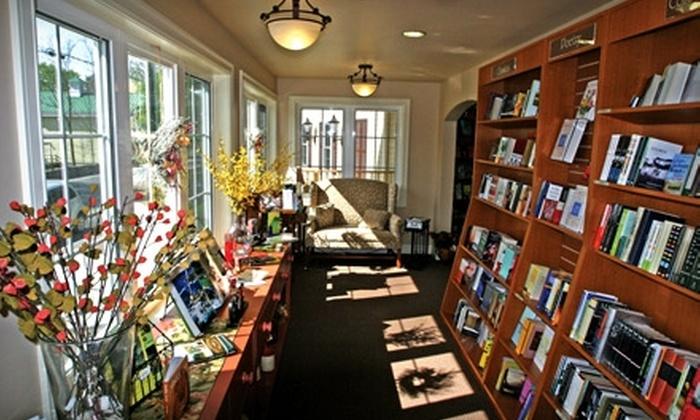 Creekside Books & Coffee - Skaneateles: $10 for $20 Worth of Books, Cuisine, Coffee, and More at Creekside Books & Coffee