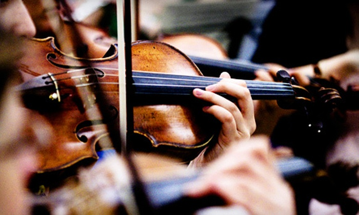"""Astoria Symphony Presents """"New York Pastoral"""" - Multiple Locations: Concert Outing for One or Two to Astoria Symphony's """"New York Pastoral"""" on March 10 or 11 (Half Off)"""
