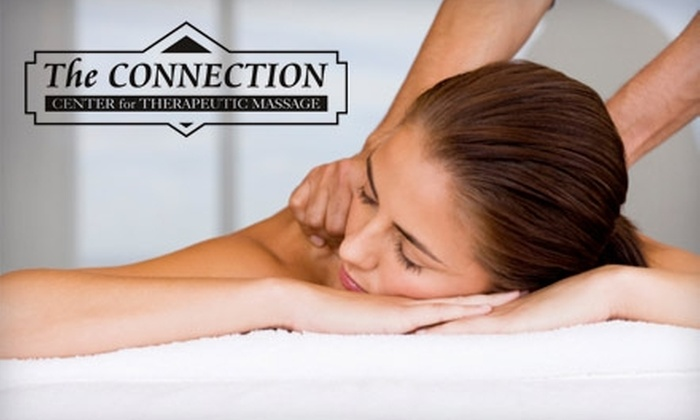The Connection Center for Therapeutic Massage - Jordan: $24 for a One-Hour Massage at The Connection Center for Therapeutic Massage ($50 Value)
