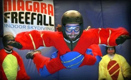 Niagara Freefall Indoor Skydiving - Niagara Freefall Indoor Skydiving in Niagara Falls