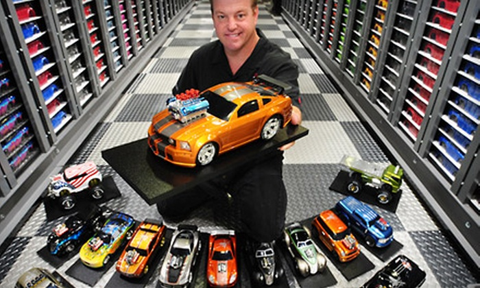Ridemakerz - Glendale: $15 for $30 Worth of Customized Toy Cars at Ridemakerz in Glendale