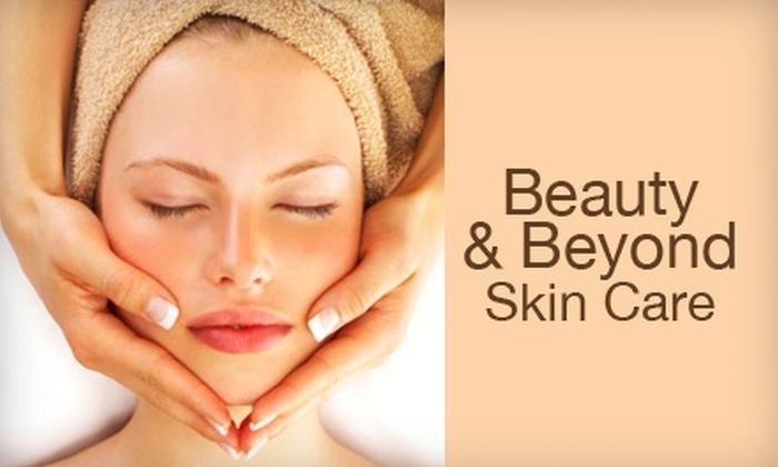 Beauty & Beyond Skin Care Center - Neartown/ Montrose: $35 for $70 Worth of Skilled Eyebrow Threading, Waxing, Facials, and More at Beauty & Beyond Skin Care Center