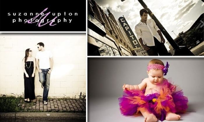 Suzanne Upton Photography - Detroit: $40 for a One-Hour Digital Shoot and Four Images, Plus 10% Off A la Carte Prints from Suzanne Upton Photography ($179 Value)