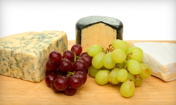 The Cellar Door - Houston: $15 for $30 Worth of Tapas, Cheese Trays, and Desserts at The Cellar Door in Katy