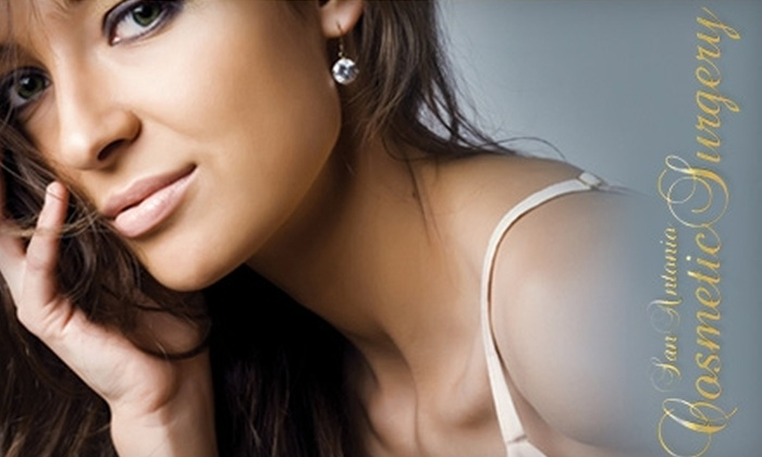 San Antonio Cosmetic Surgery - Far West Side: $159 for Three Laser Hair-Removal Treatments at San Antonio Cosmetic Surgery (Up to $600 Value)