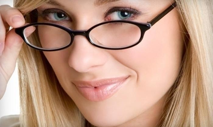 Premier Vision - Soncy: $60 for $150 Worth of Lenses, Frames, or Eye-Exam Services at Premier Vision