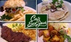 Cafe San Jose - Willow Glen: $10 for $20 Worth of Comforting Fare at Café San Jose