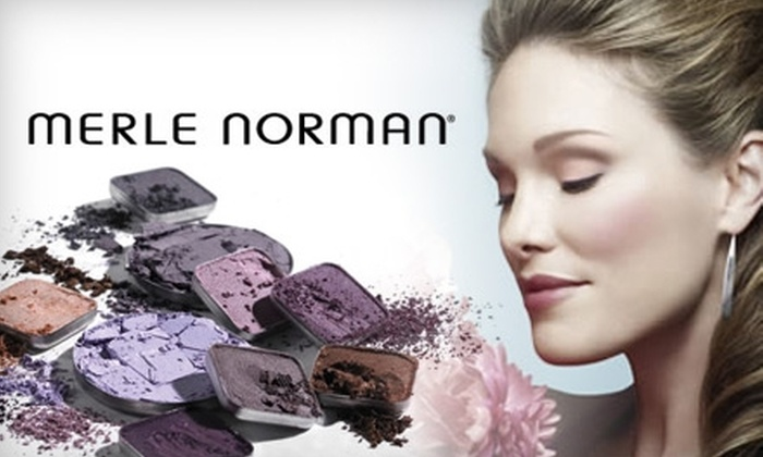Merle Norman Cosmetics - Powder Springs: $35 for $80 Worth of Skin-Care Products, Plus Your Choice of Facial, a Skin Consultation, and Makeup Application from Merle Norman Cosmetics (Up to $325.50 Value)