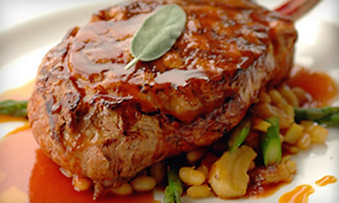 La Serre - Downtown: Continental Cuisine for Dinner or Lunch at La Serre (Half Off)
