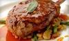 La Serre Restaurant - Downtown: Continental Cuisine for Dinner or Lunch at La Serre (Half Off)