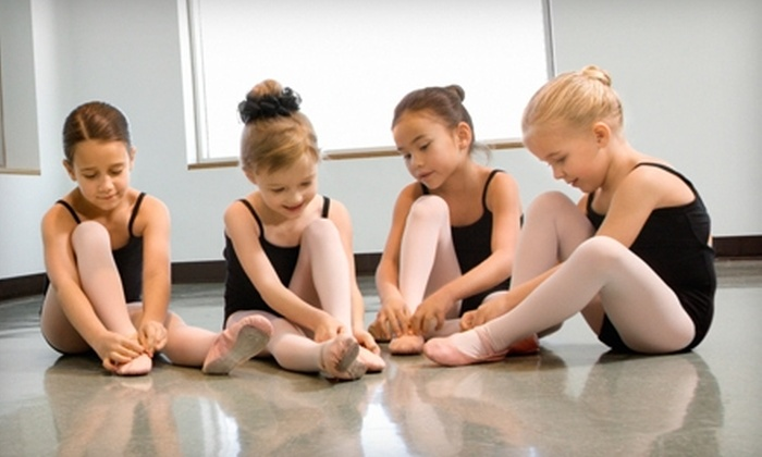 Dance NY Style - Fort Wayne: $12 for a 2.5-Hour TGI Playday ($25 Value) or $18 for One Month of Toddler Time Dance ($36 value) at Dance NY Style