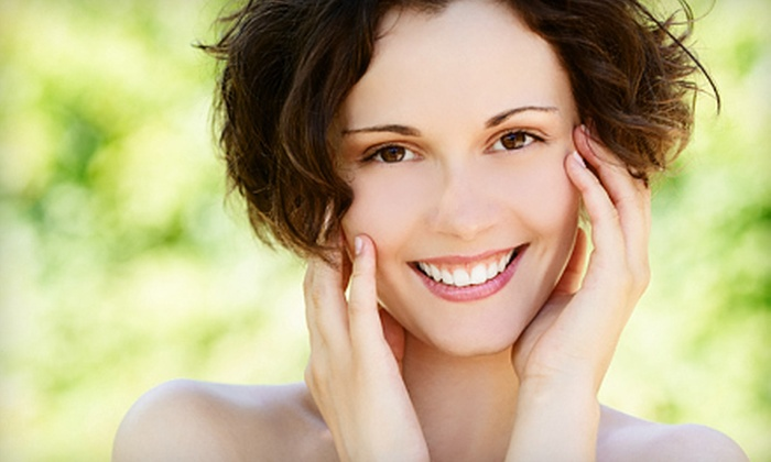 Amy's Salon and Spa - Lombard: One or Two Microdermabrasions at Amy's Salon and Spa (Up to 58% Off)