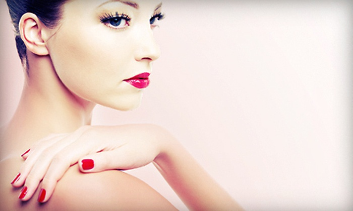 Allure Salon & Spa - Leominster: One or Two Regular or Gel Manicures with Spa Pedicures at Allure Salon & Spa (Up to 66% Off)