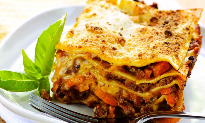 Clancy's Meat Co. - Kelowna: $13 for a Family Dinner of Italian-Sausage Lasagna at Clancy's Meat Co. ($22.94 Value)
