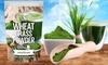 Complemento alimenticio Wheatgrass