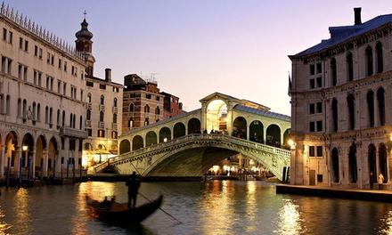 Venezia: 1 notte in camera Superior, colazione e cena opzionale