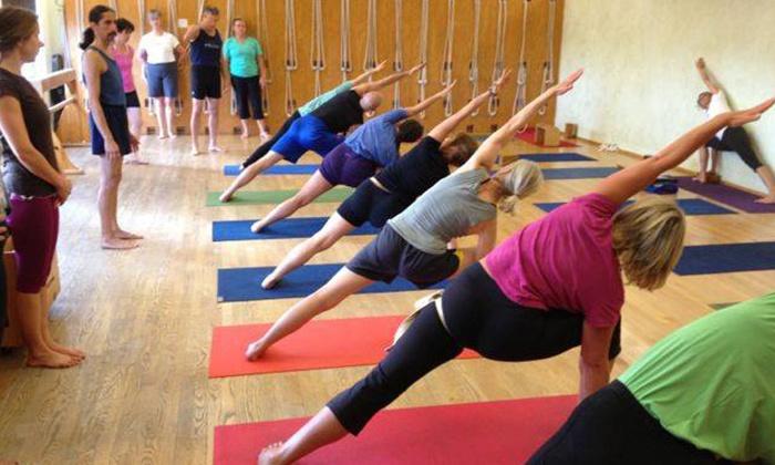 Iyengar Yoga of San Diego - San Diego: 10 or 20 Yoga Classes at Iyengar Yoga of San Diego (Up to 70% Off)
