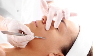 Aesthetically Yours: One or Three60-Minute Dermaplaning Facials at Aesthetically Yours (Up to 57% Off)