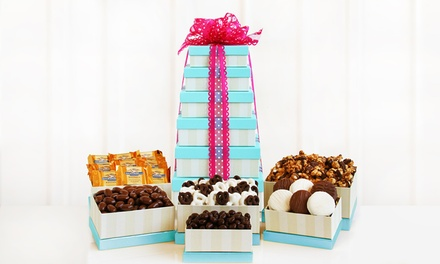 California Delicious Golden State Sweet Valentine Tower