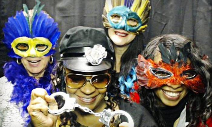 Fun Face Photo Booth - Atlanta: $299 for a Three-Hour Photo-Booth Rental from Fun Face Photo Booth ($698 Value)