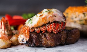 Black Ox Bistro: Three-Course Dinner for Two or Four at Black Ox Bistro (Up to 47% Off). Four Options Available.