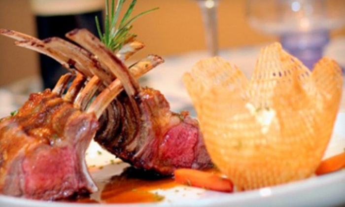 Tavira Restaurant - Chevy Chase: Portuguese Cuisine for Lunch or Dinner at Tavira (Up to $ Off)