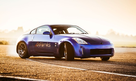 14-Lap Nissan 350Z Drifting Experience for One and Two at Drift Limits (47% Off) (N.Bucks and Bedfordshire)