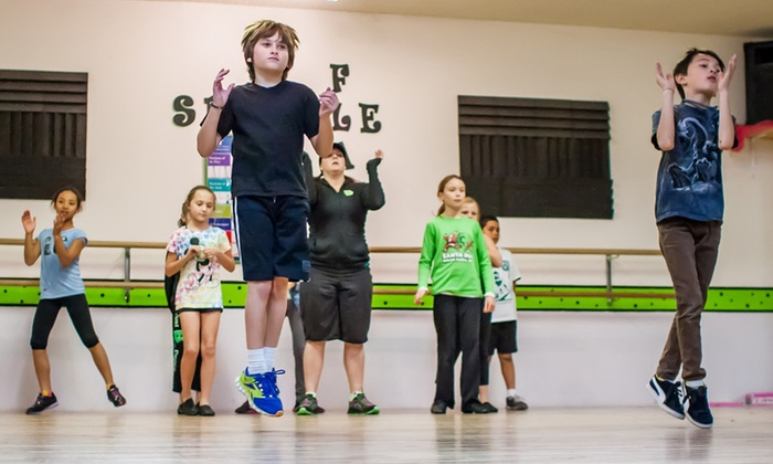 Just B... Dance & Fitness - Campbell: $29 for One Month of Kids' Dance Classes at Just B... Dance & Fitness ($70 Value)