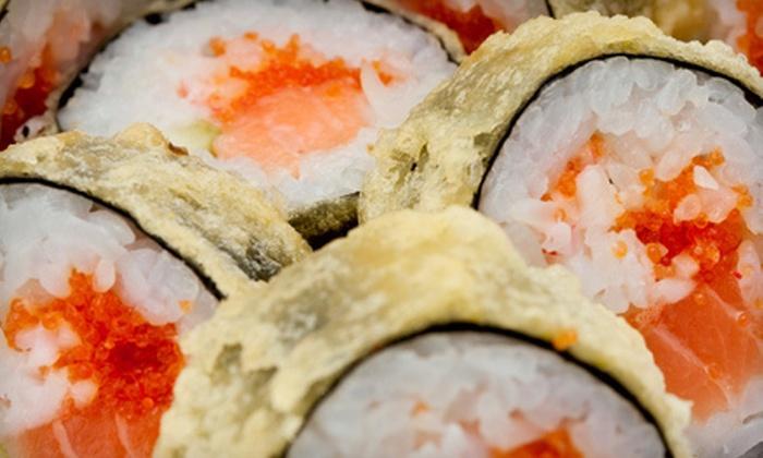 Jojo Restaurant & Sushi Bar - Santa Rosa: $15 for $30 Worth of Japanese Fare at Jojo Restaurant & Sushi Bar in Santa Rosa
