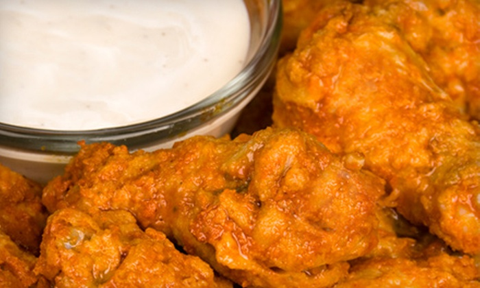 Rocky Mountain Wingshak - American Fork: $13 for a Chicken-Wing Meal for Two at Rocky Mountain Wingshak in American Fork ($27.35 Value)