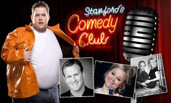 Stanford's Comedy Club - I-435 West Kc-ks: $25 for Two Reserved Seats Tickets and Two Appetizers at Stanford's Comedy Club (Up to $58.50 Value)