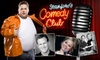 Stanford and Sons Comedy Club - I-435 West Kc-ks: $25 for Two Reserved Seats Tickets and Two Appetizers at Stanford's Comedy Club (Up to $58.50 Value)
