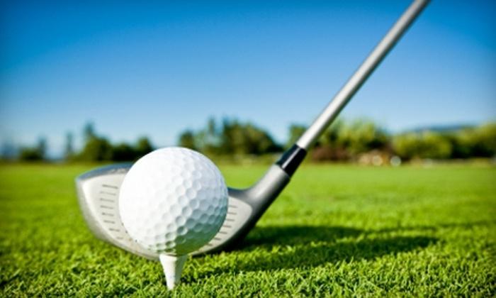 Kestrel Ridge Golf Club - Columbus: Golf Packages at Kestrel Ridge Golf Club. Two Options Available.